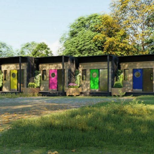 New micro houses will tackle homelessness in Cambridge