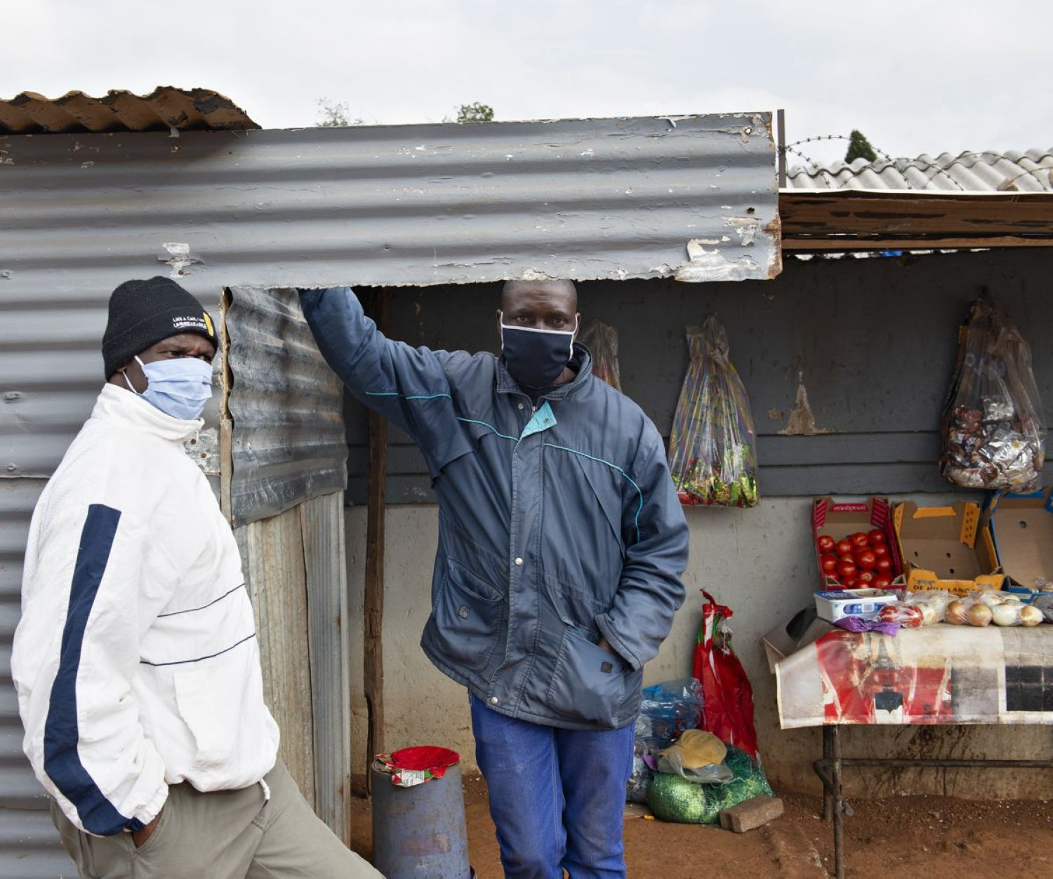 The lockdown added to economic hardship faced by many in South Africa, but it saved lives