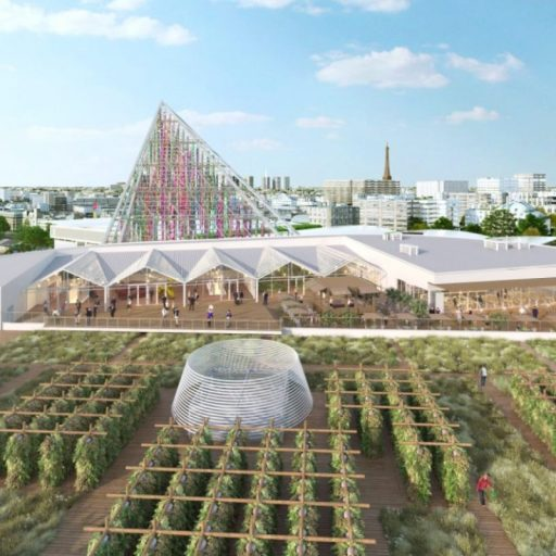 The world's largest urban farm has launched in Paris
