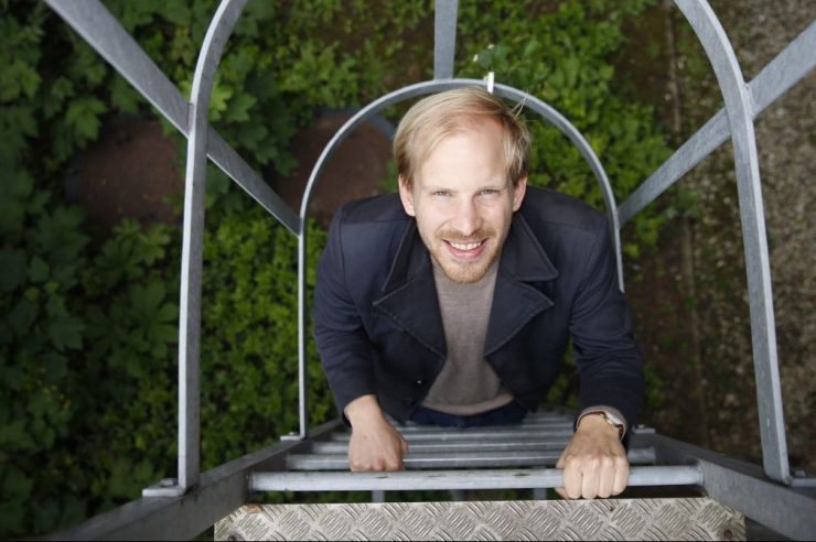Image for Rutger Bregman: 'I sense a shift in the zeitgeist – cynicism is out, hope is in'
