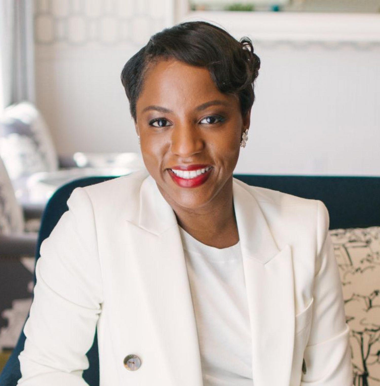 Female investor Bola Sokunbi