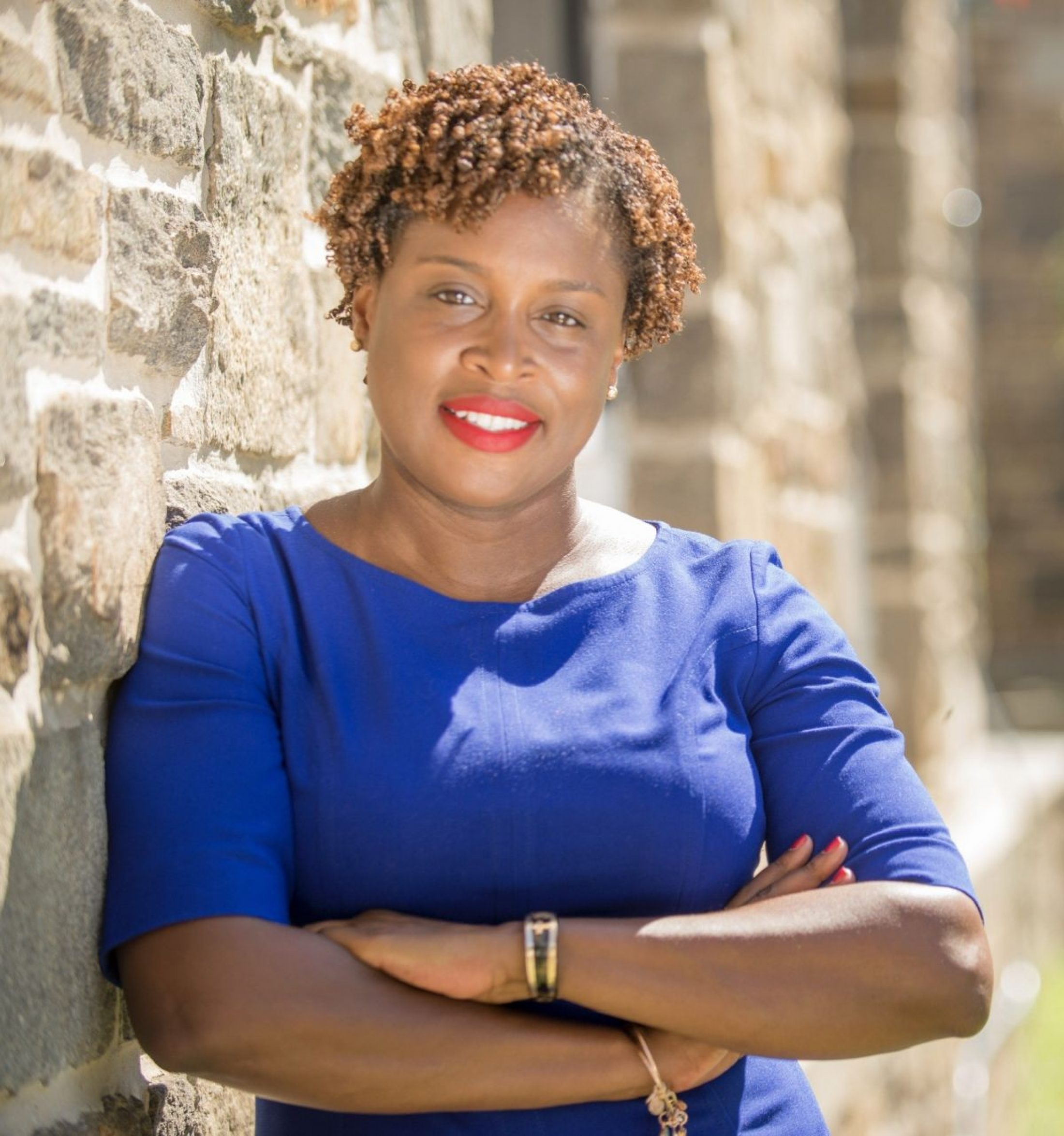 Responsible leadership: Khalilah Harris is tackling institutional racism in the US