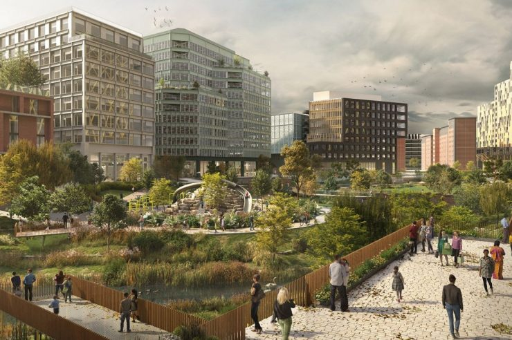 Image for What went right this week: new parks for England, plus more positive news