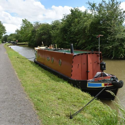 The Canal and River Trust has hatched a plan to turn neglected, inner-city towpaths into safe routes for active travel