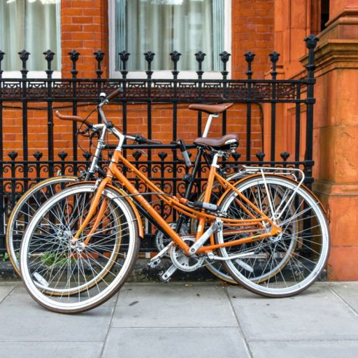 The UK governmetn is offering people in England free vouchers to repair their bikes