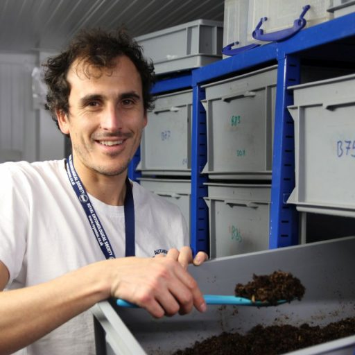 Positive news: UK insect farm awarded £10m to make sustainable animal feed