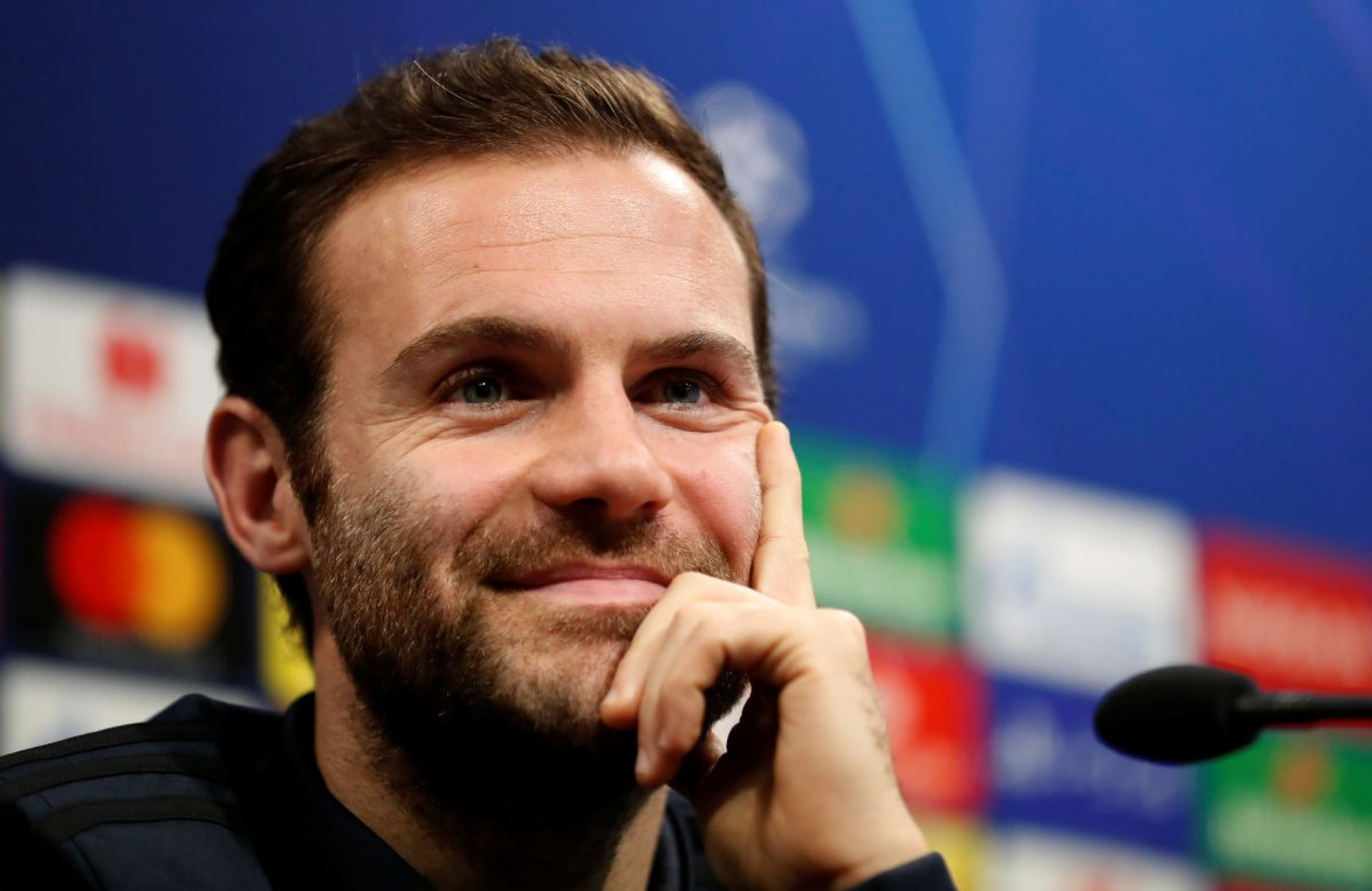 Manchester United's Juan Mata helped launch Common Goal, which uses football to drive positive change