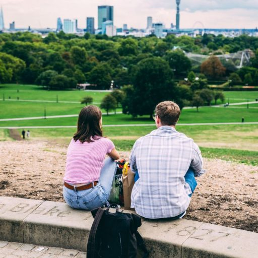 Positive news: Parts of London now leafier than some national parks