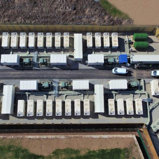 Positive news: The UK's largest battery went live