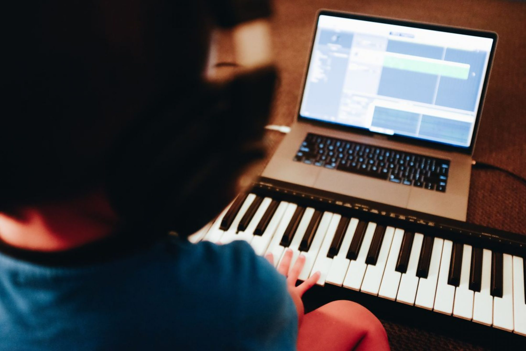 Online choirs and music workshops are a good way to connect with others