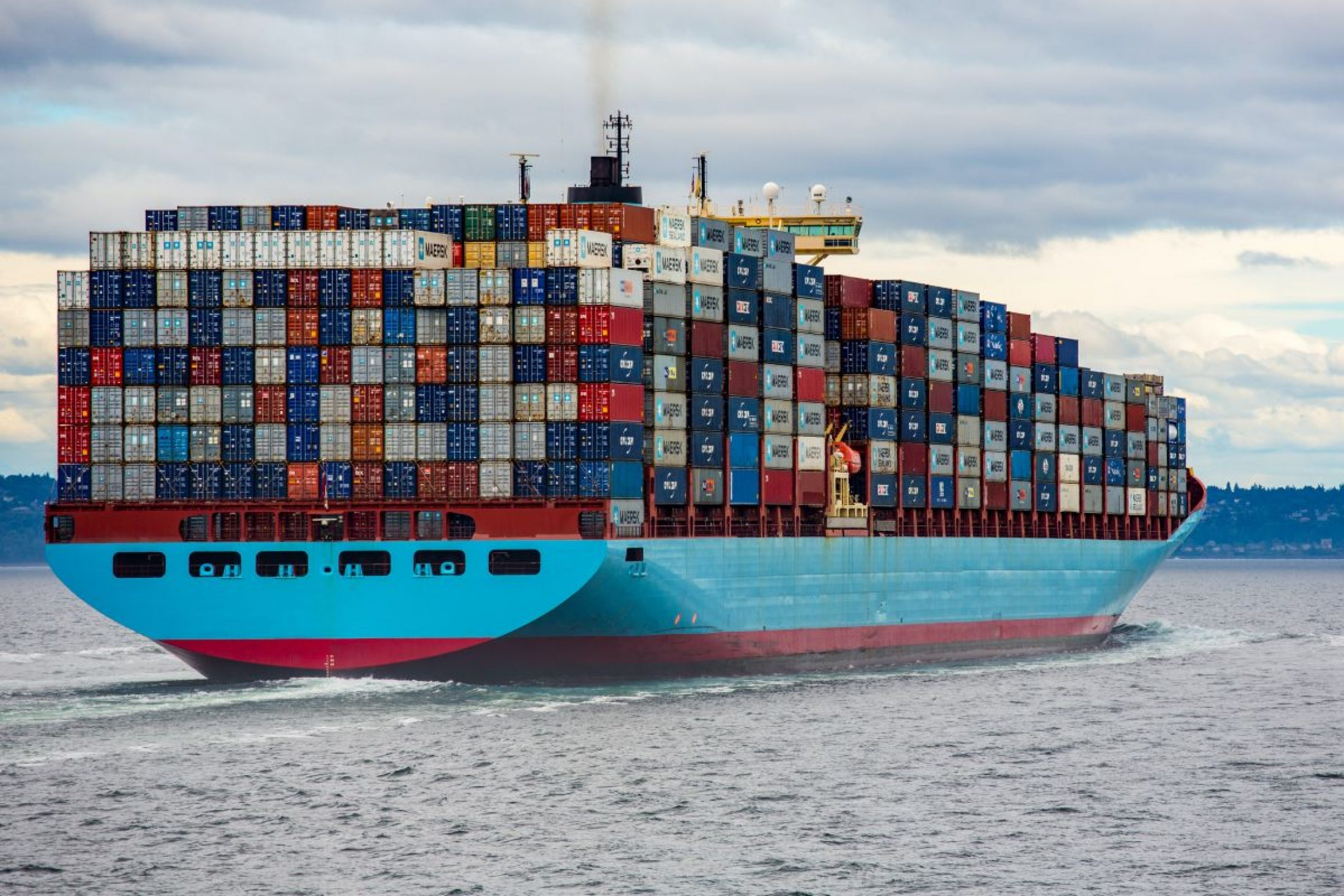 According to the European Commission, the shipping industry accounts for around two per cent of global CO2 emissions