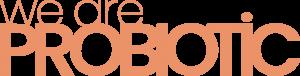 We Are Probiotic Logo