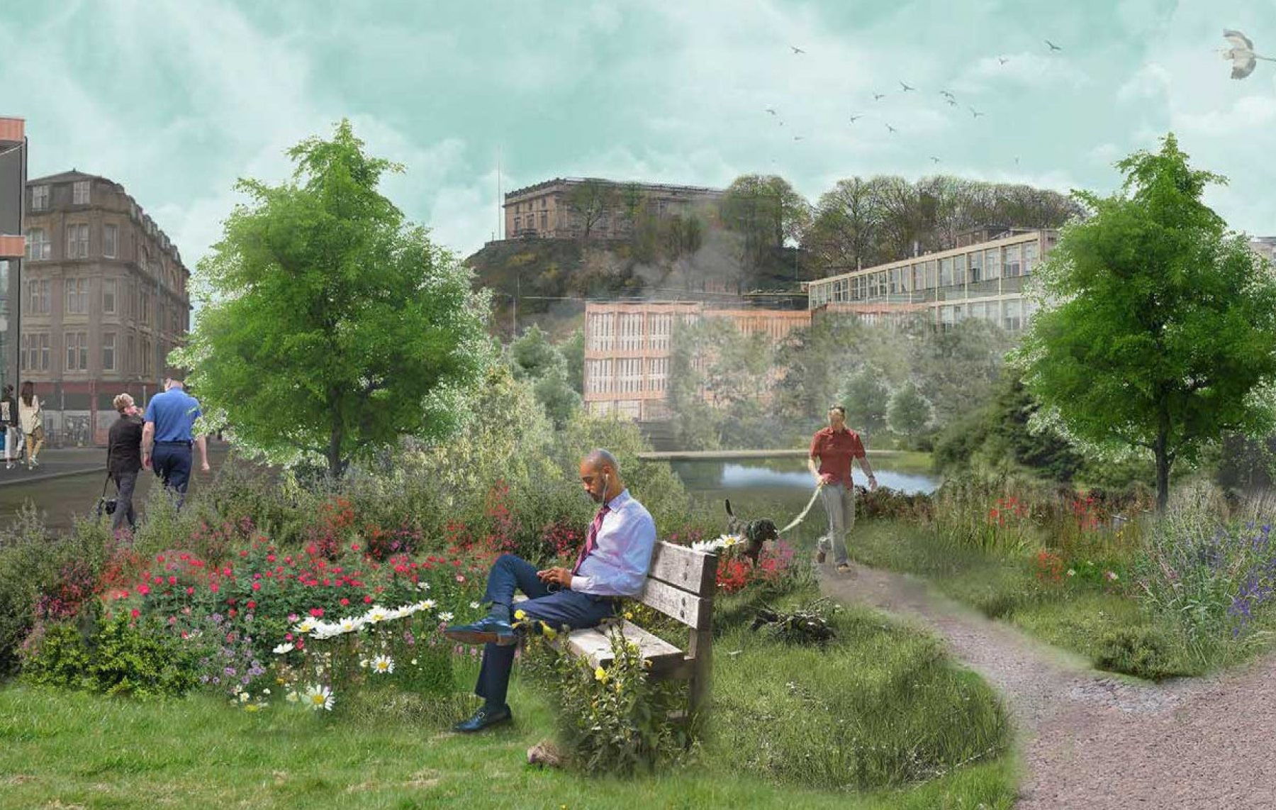 Image for What went right this week: the plan to rewild a city centre, plus more positive news