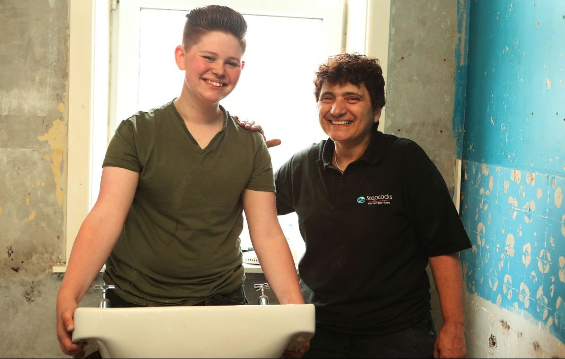 Image for The UK will soon have a dedicated register of tradeswomen