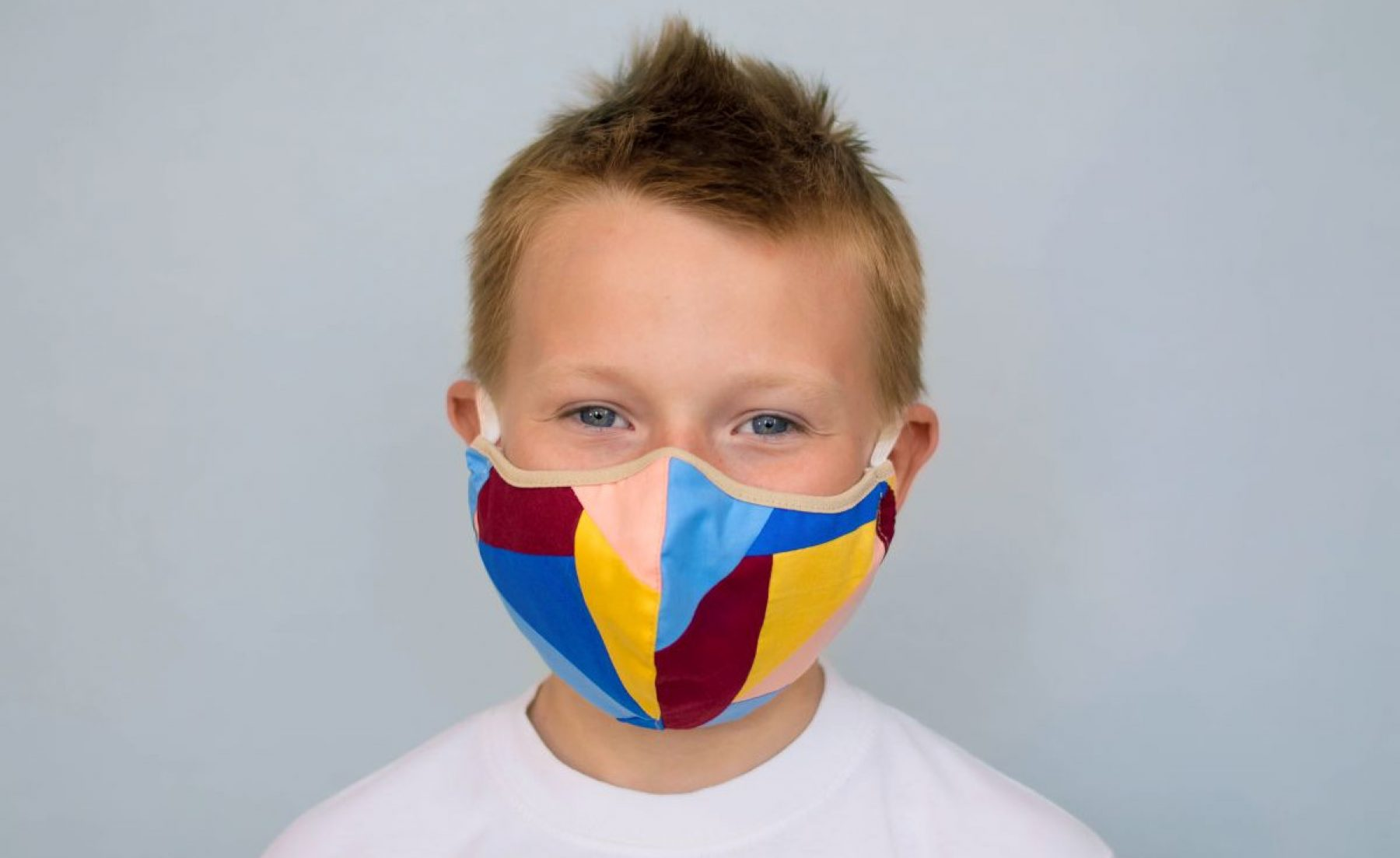 Image for The Covid facemasks that support people living in conflict zones