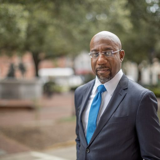 Raphael Warnock became Georgia's first black senator