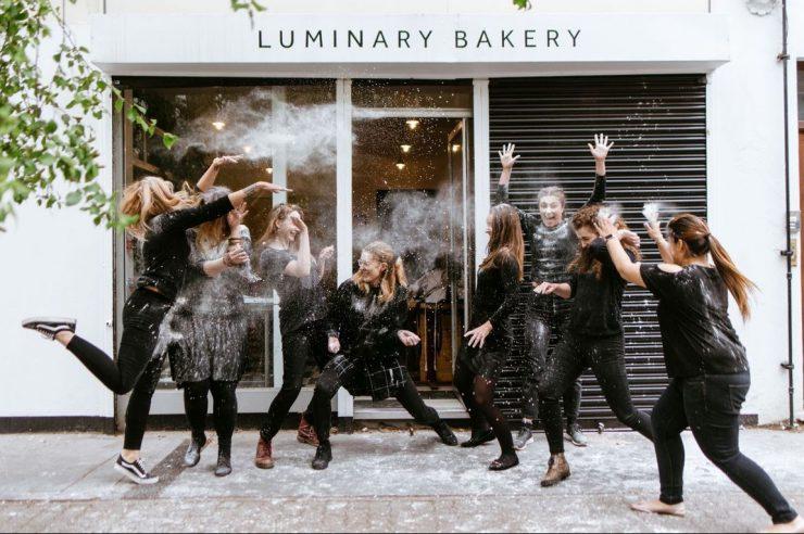 Image for Flour power: the social enterprise that teaches disadvantaged women to bake