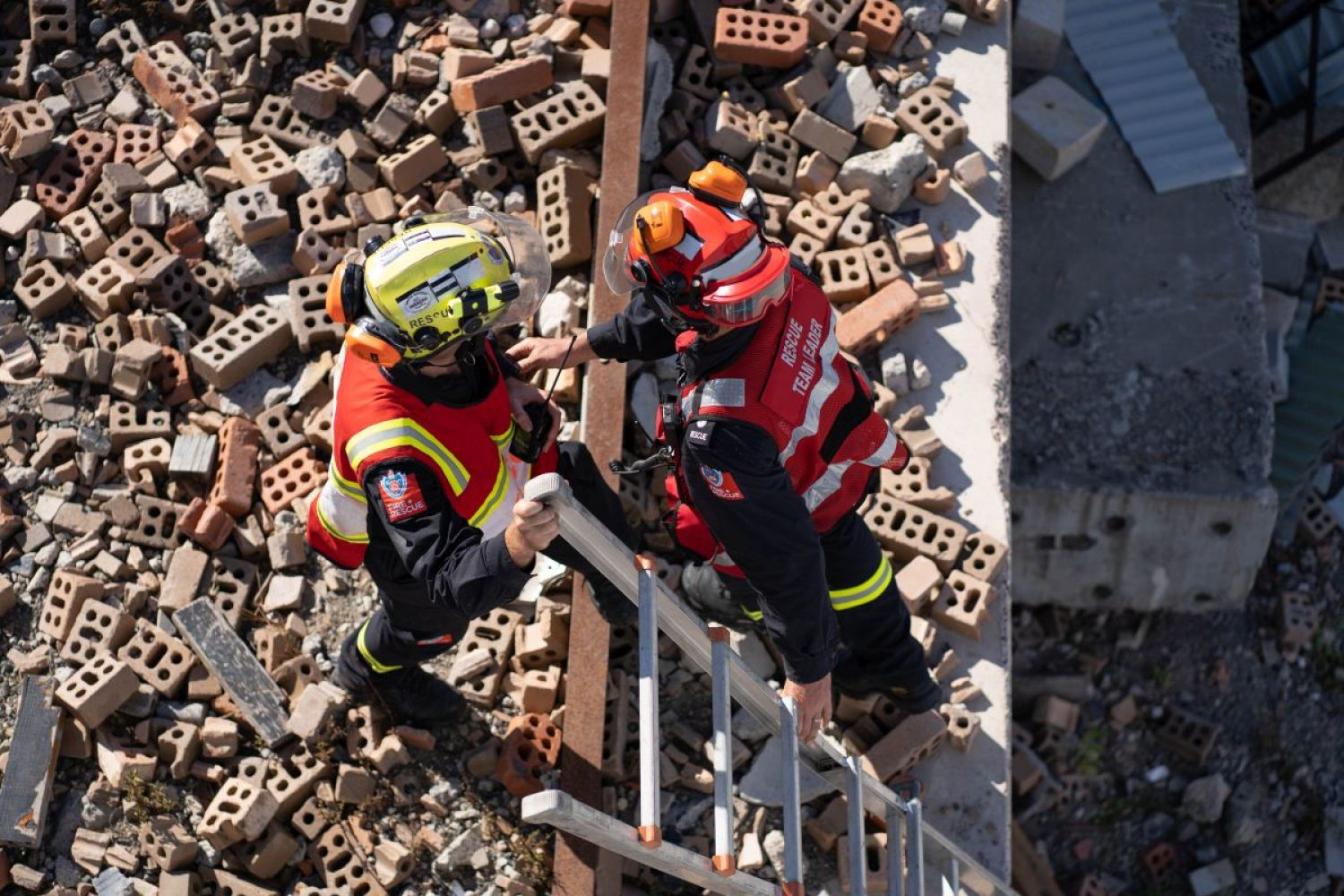 Research suggests that about 10 percent of emergency services workers develop post-traumatic stress disorder