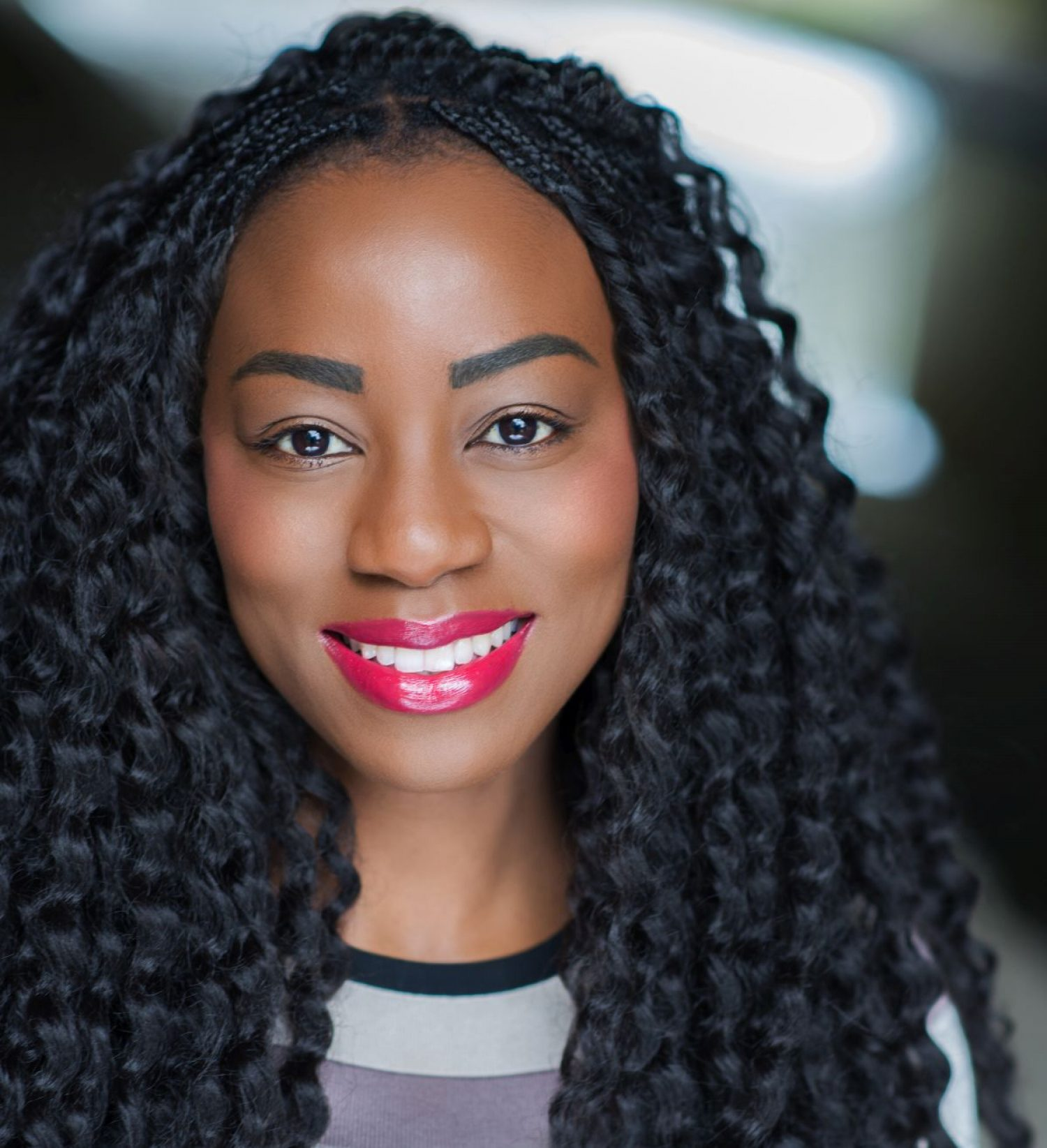 Progressive businesses: Benedicta Banga set up Blaqbase, a directory of black and female-owned businesses in fashion, beauty, hair and lifestyle