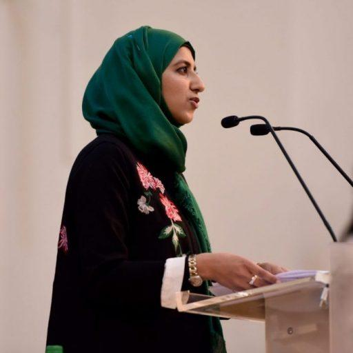 Positive news - Muslim Council of Britain elected its first female leader