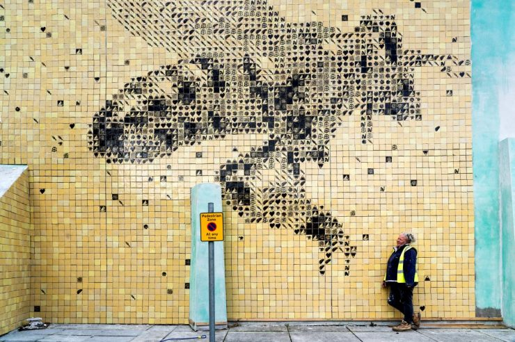 Image for Pollinators and public art: how one Cornish seaside town is creating a buzz