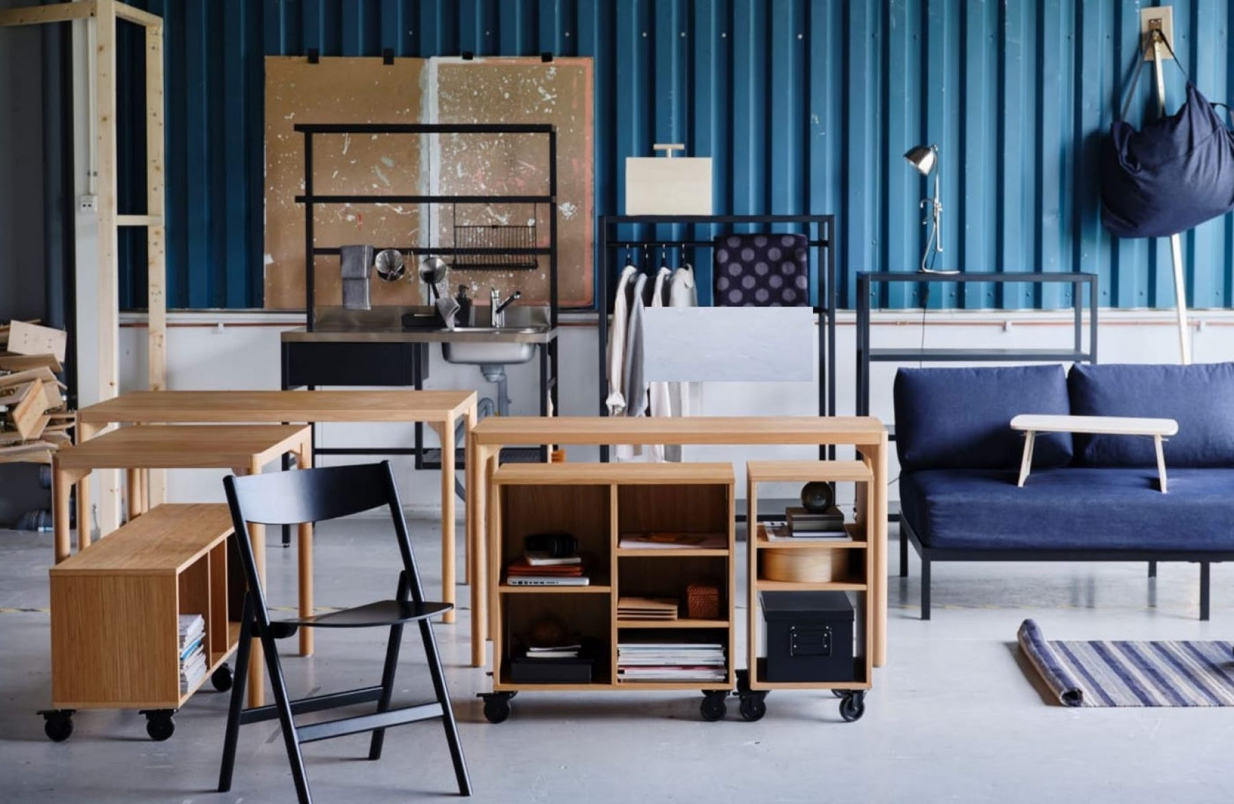 Image for Circular economy: Ikea has pledged to buy back customers' old furniture