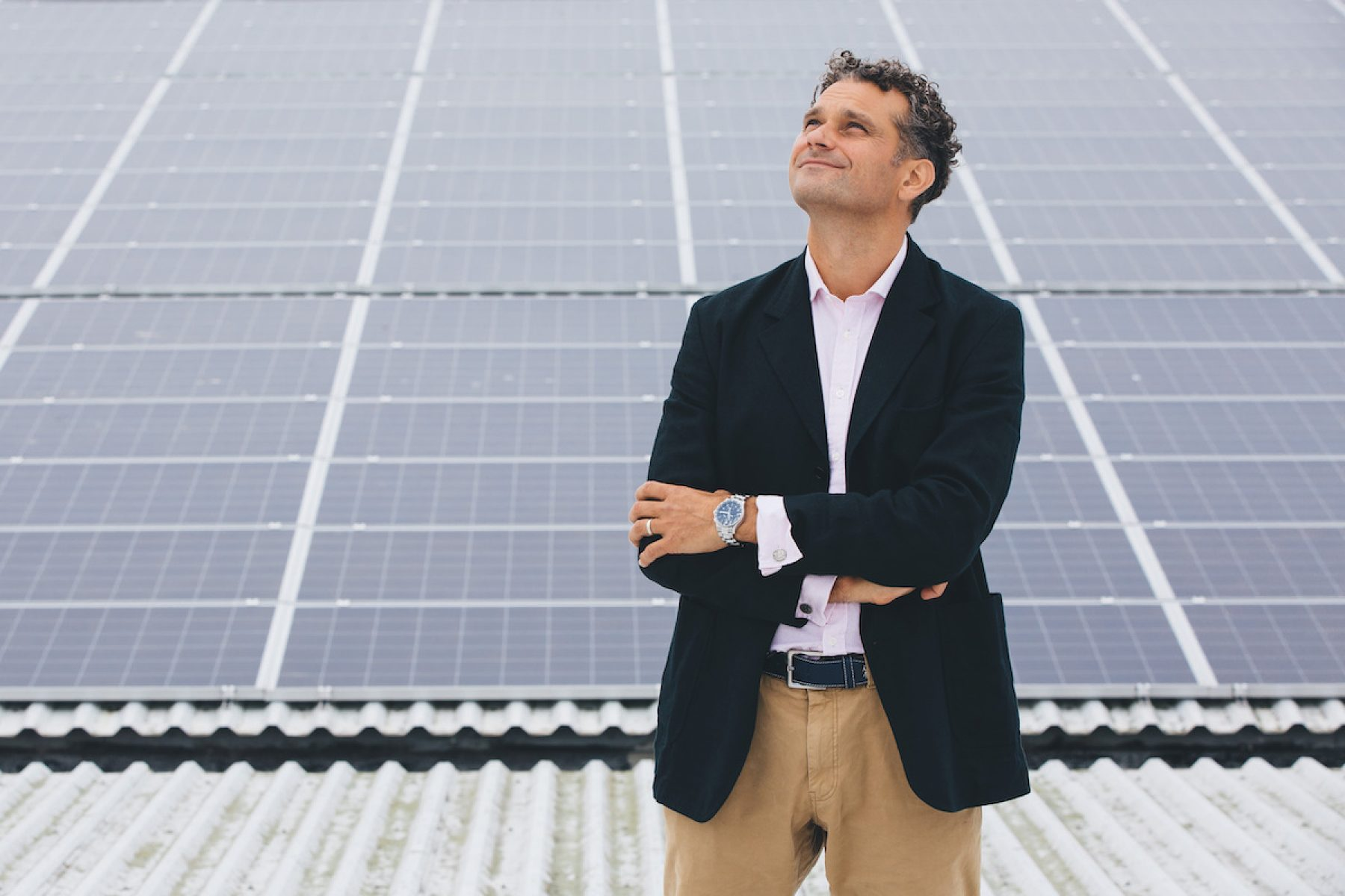 Image for Bright idea: how small businesses can benefit from installing solar panels