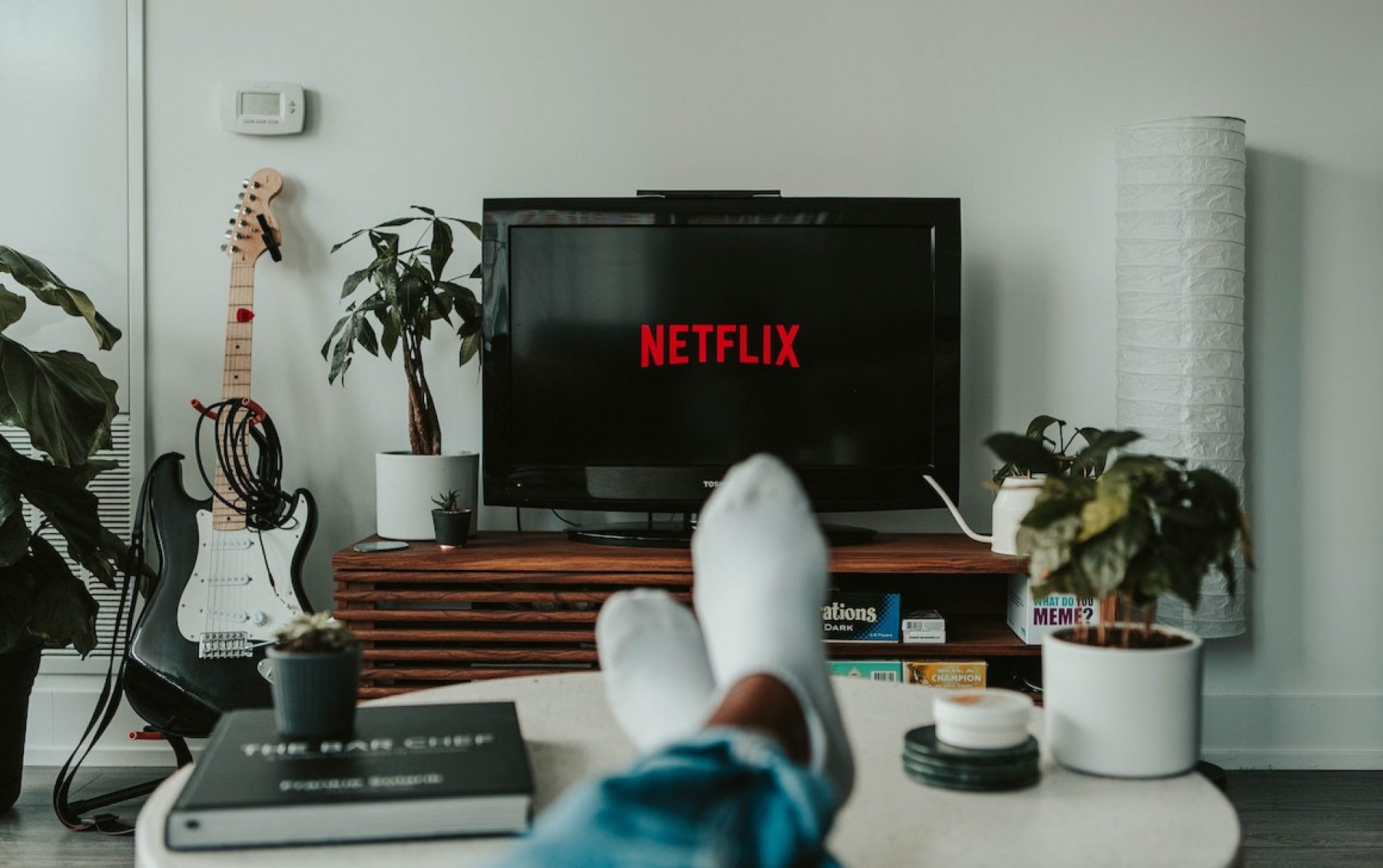 Image for What went right this week: 'net-zero' Netflix, hydrogen jets and more positive news