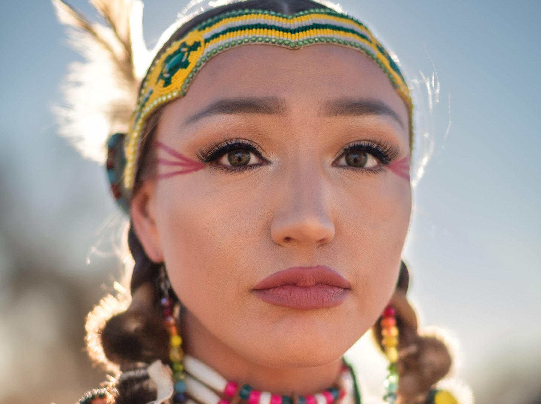 Image for Through their eyes: the photo bank giving balance to indigenous stories