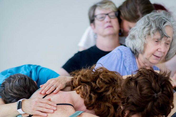 Image for 'An oasis of movement': how dance sessions are helping some women confront cancer