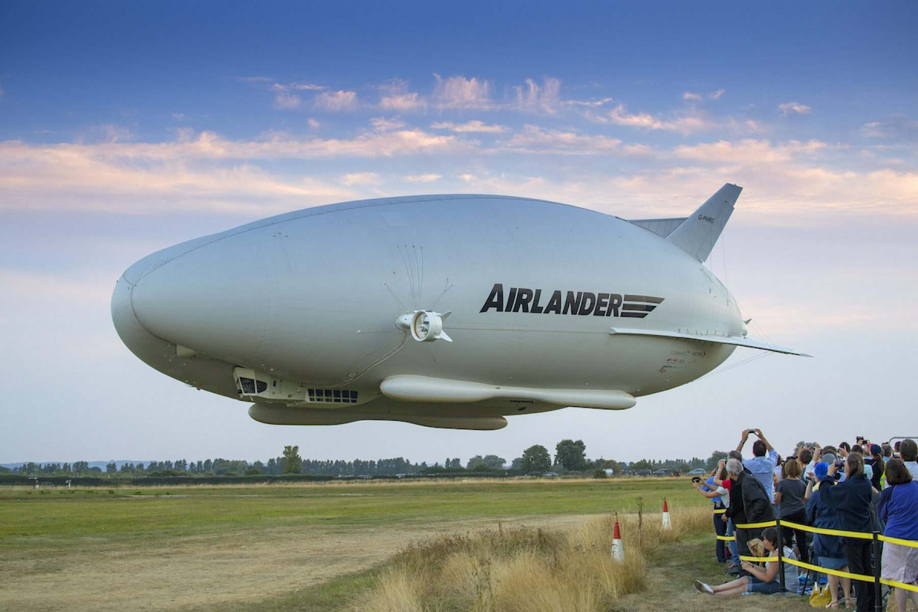 Image for What went right this week: low-CO2 passenger blimps, plus more positive news