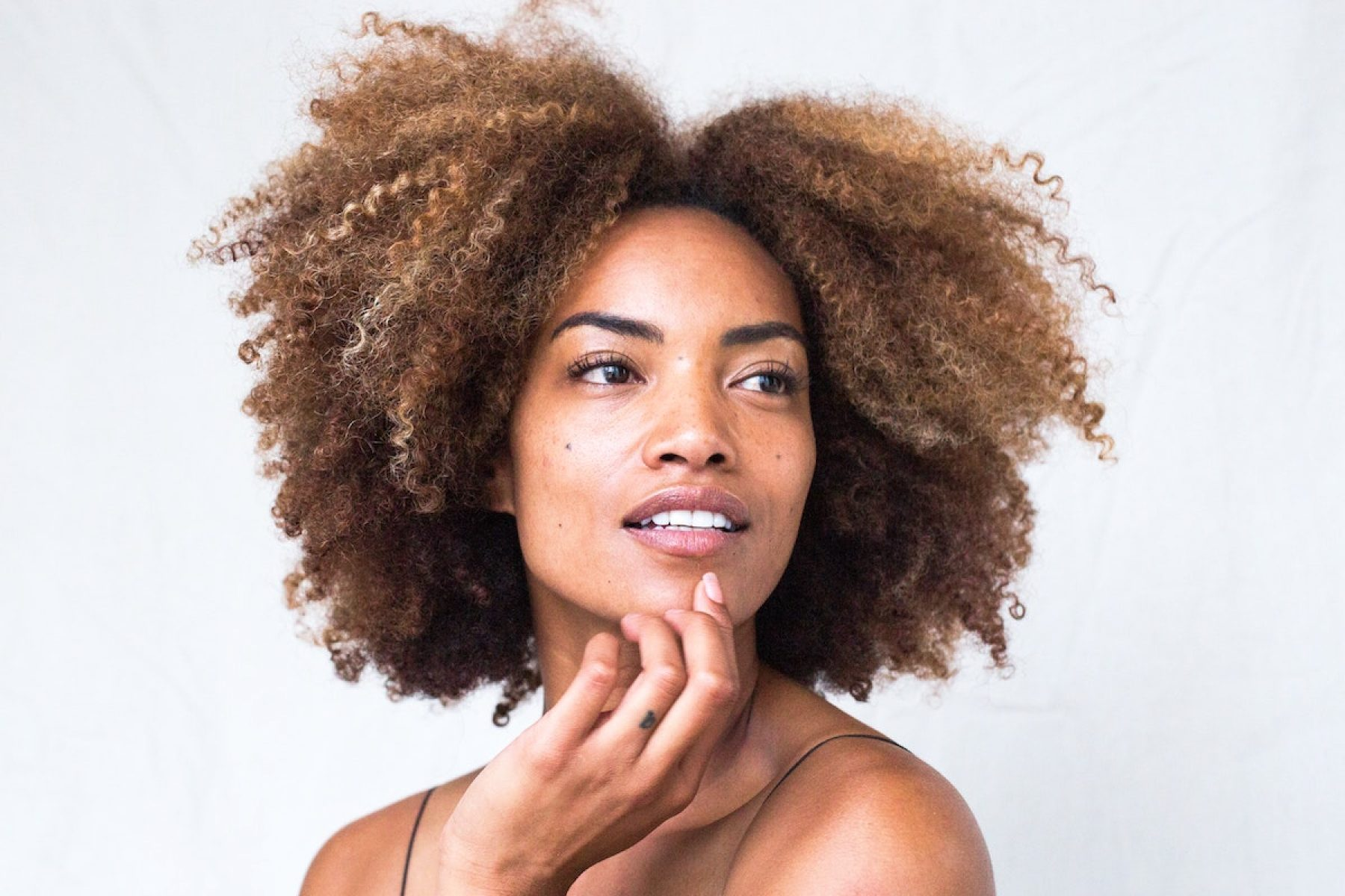 Image for Taking stock of locks: everything you need to know about natural haircare