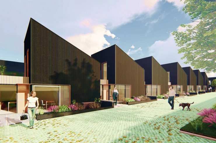 Image for The micro homes designed to tackle the UK housing crisis