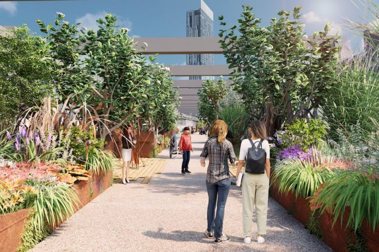 Image for Manchester joins London in launching plans for New York-style High Line
