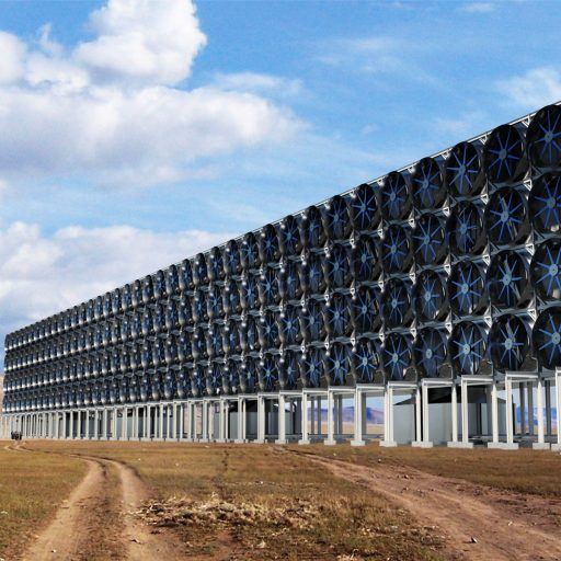 Positive news - A CO2 removal facility was mooted for Scotland
