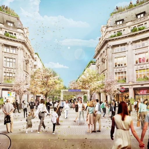 London's 'front door' is to get a radical revamp
