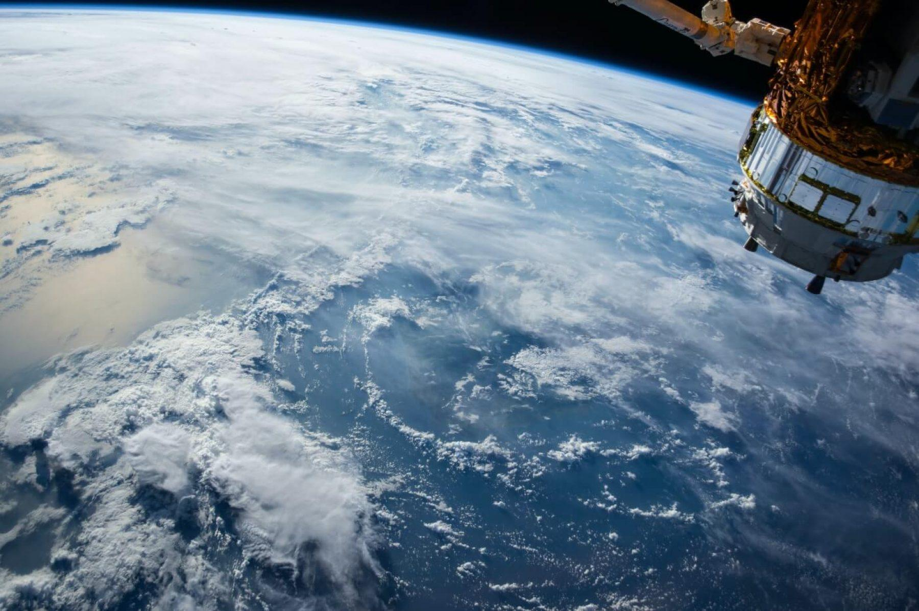 Image for Three good things: smart solutions to space junk