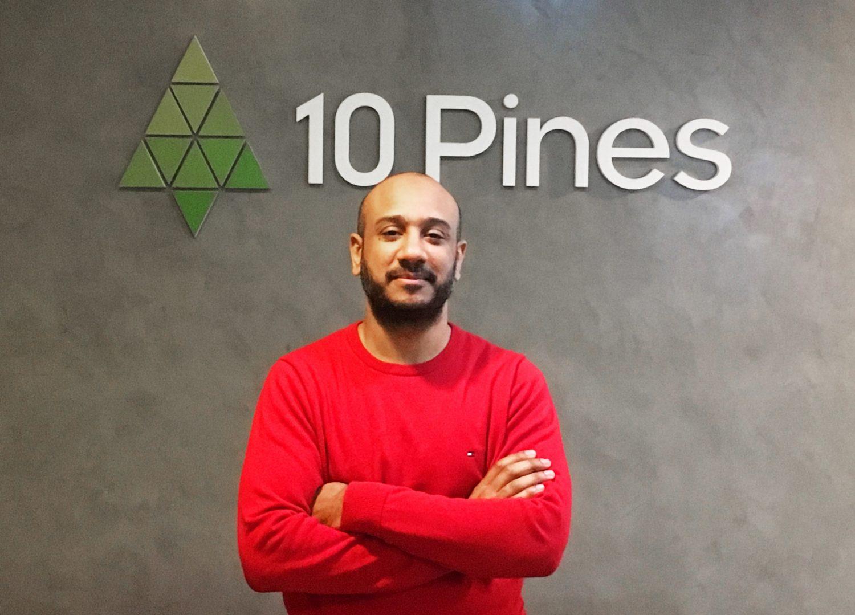 Founder Jorge Silva 10Pines