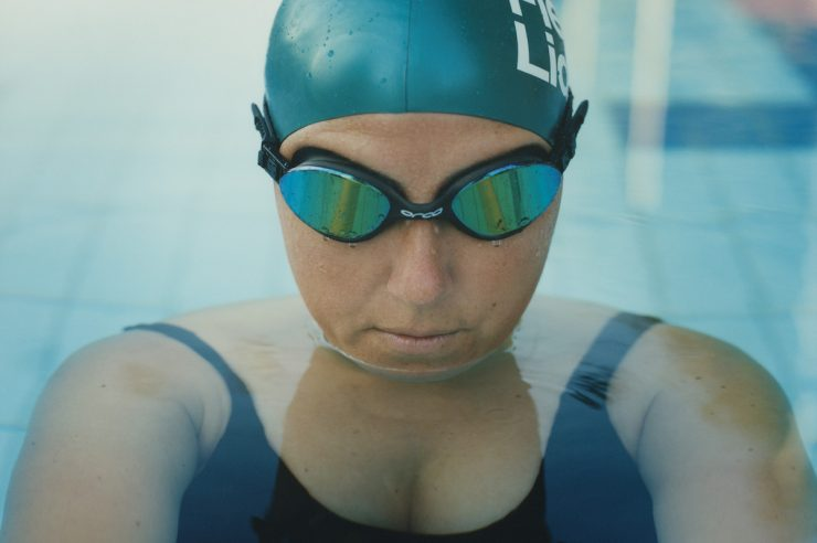 Image for 'My problems wash away': bathers reveal the healing powers of outdoor swimming
