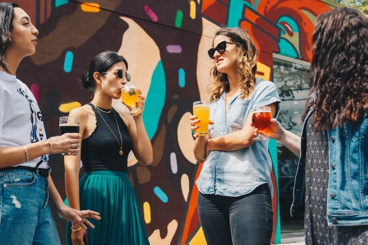 Image for Responsible drinking, but not as we know it: how to sip sustainably this summer