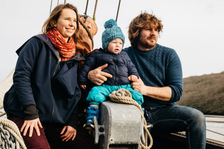 Image for Meet the plastic-hunting 'pirates' of Cornwall