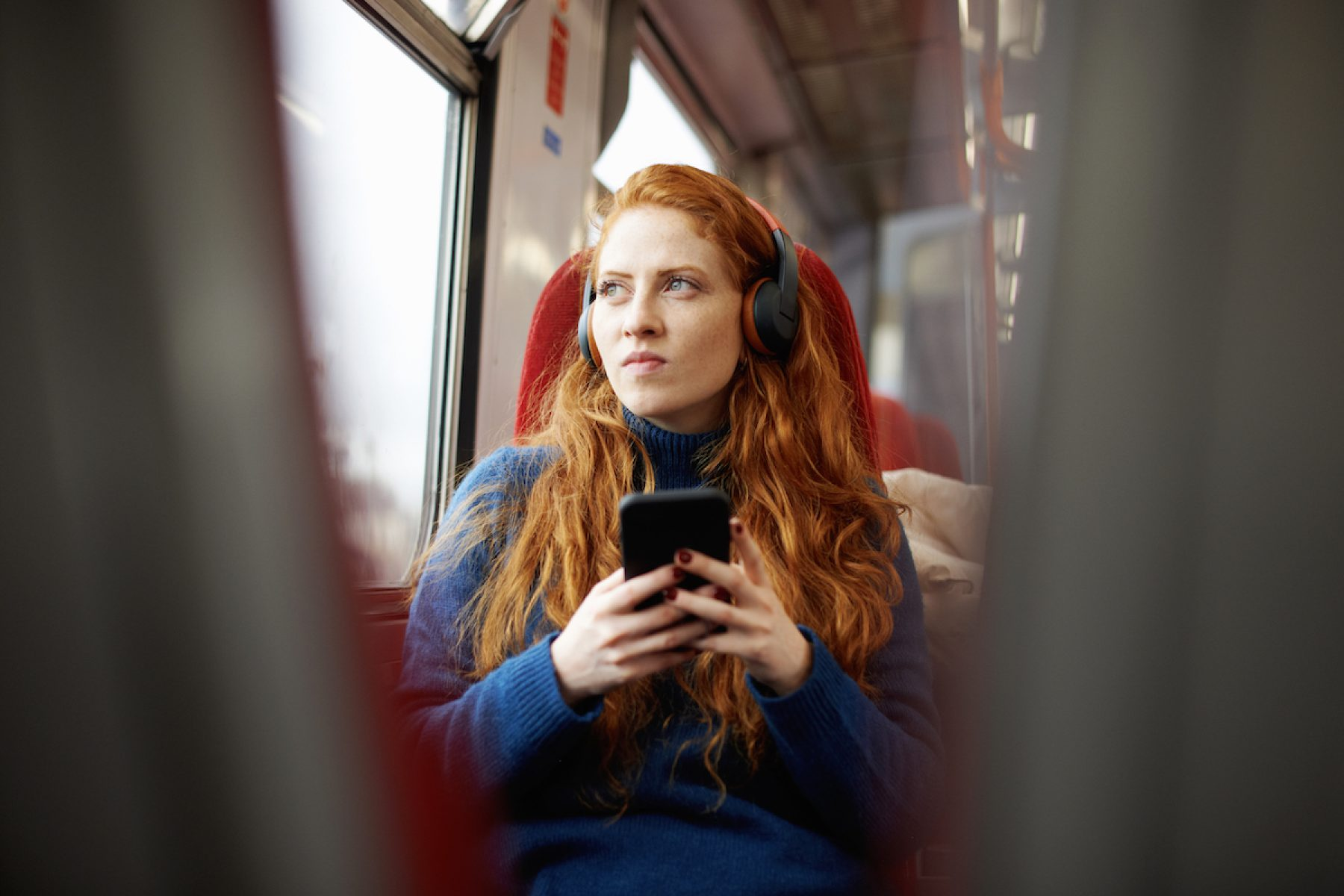 Image for 'Lifechanging': the scheme that offers free train travel to people fleeing abuse