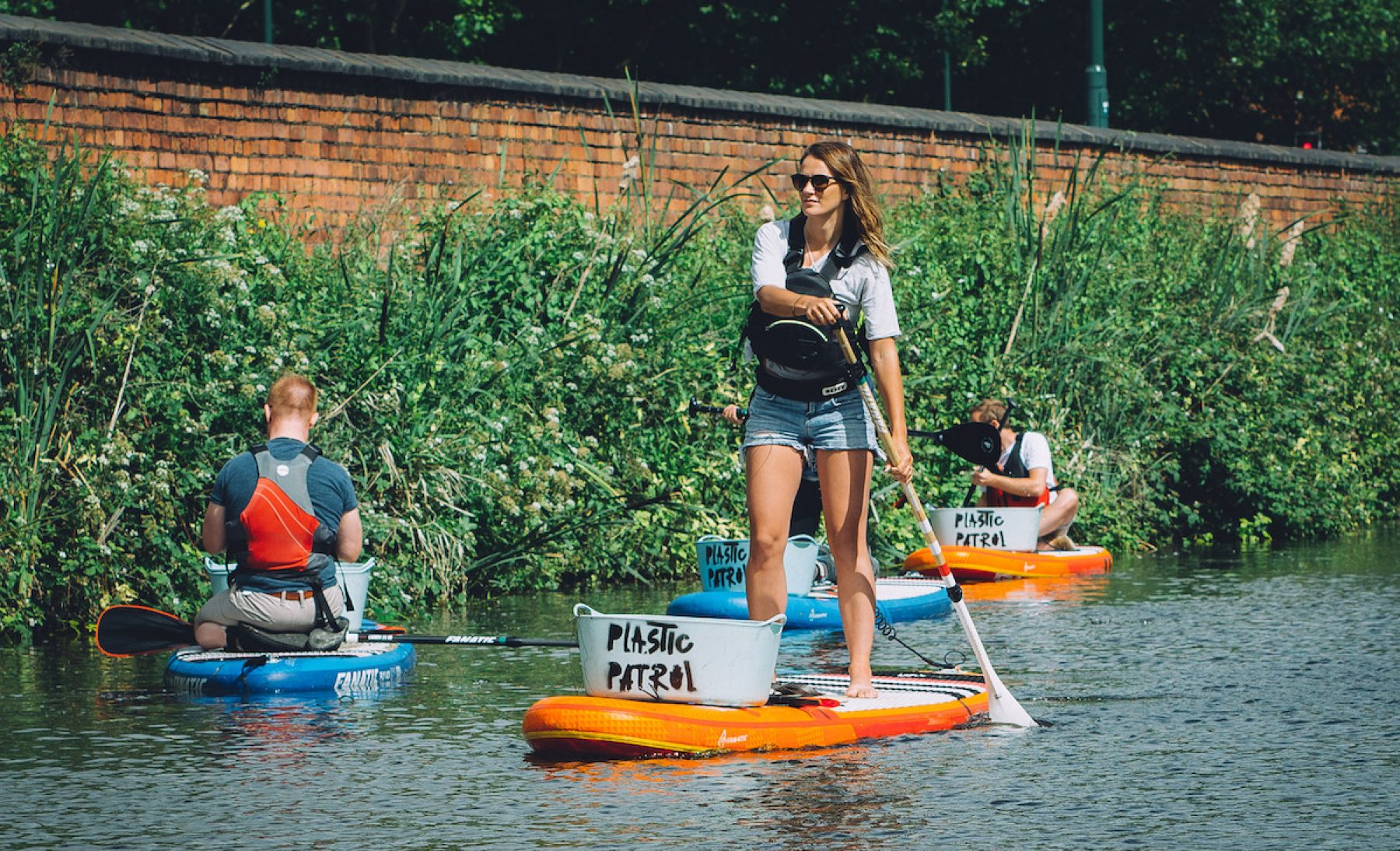 Image for Four projects that are bringing people together through litter-picking