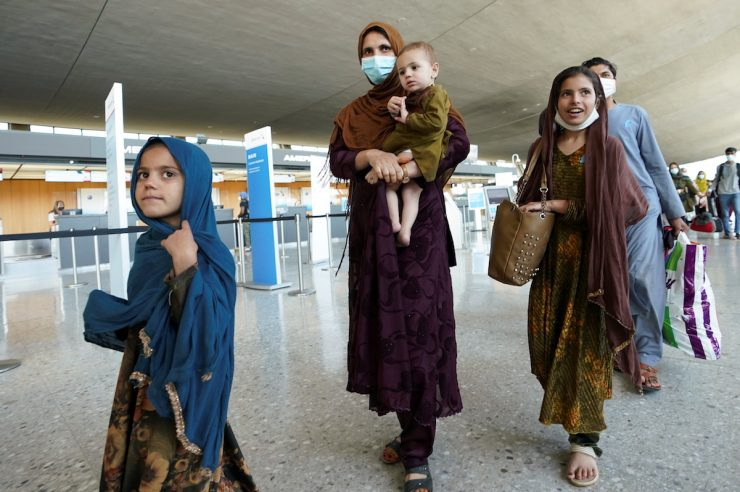 Image for Five ways to help Afghan refugees arriving in the UK