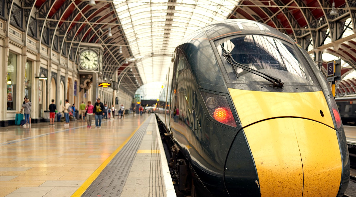 Every time you buy a train ticket, this company will plant a tree in the UK - positive