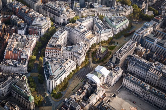 image for 'Greener, healthier, safer': one of London's busiest streets goes car-free