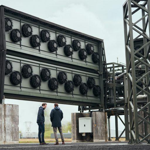 Positive news - The world's largest carbon capture factory went live