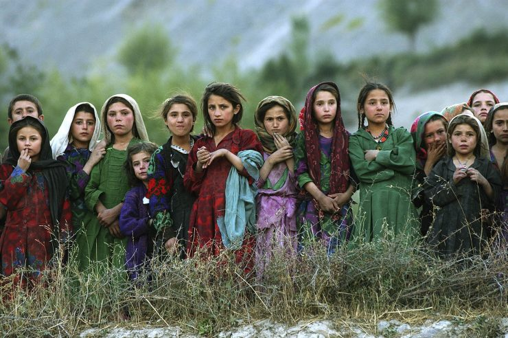 Image for The photographs helping female Afghan journalists tell their stories