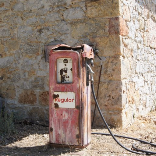 The era of leaded petrol was declared 'officially over'