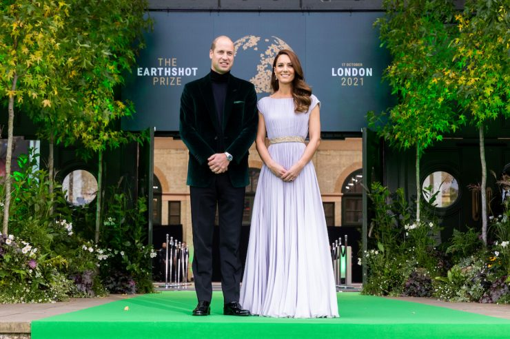 Image for Ideas to save the planet: Prince William reveals winners of Earthshot Prize